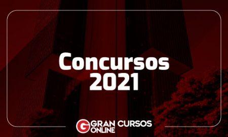 Concursos 2021: lista de concursos públicos atualizada