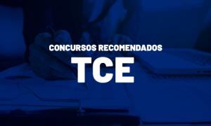 Concursos públicos municipais recomendados pelos TCEs. VEJA!