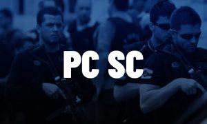 Concurso PC SC vigente até 2022; 829 vagas solicitadas!