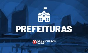 Concurso Ourizona PR: Provas remarcadas! Confira!