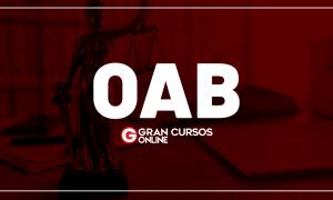 Prova OAB: Curso gratuito para 1ª fase do XXXIII Exame! Confira!