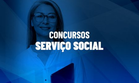 concursos serviço social