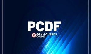 Concurso PCDF: provas marcadas em 120 dias. CONFIRA!