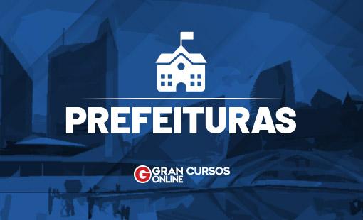 Concurso Prefeitura de Granja CE: SAIU O EDITAL. VEJA!