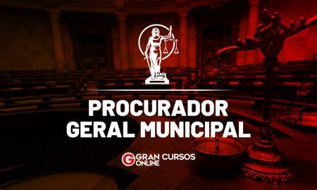 Concurso PGM Redenção PA