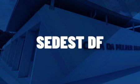 Concurso Sedest DF