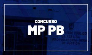 Concurso MP PB Promotor: Retomada do Certame. Veja!