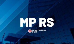 Concurso MP RS: edital no primeiro semestre de 2021!