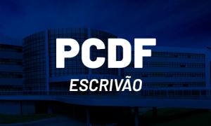 Resultado PCDF Escrivão: 1 a cada 2 aprovados é Gran Aluno