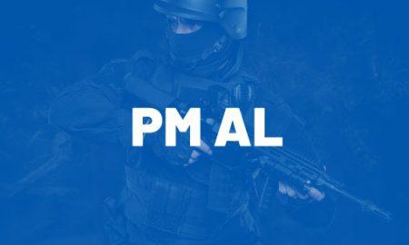 concurso PM AL - destaque