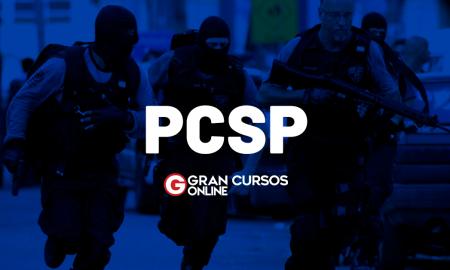 Concurso PC SP