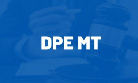 Concurso DPE MT