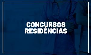 Concursos Residência 2020: 861 vagas ABERTAS! VEJA!