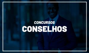 Concursos Conselhos 2021: acompanhe a situação de cada certame