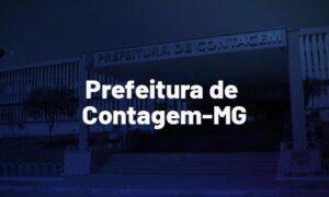 Concurso Prefeitura Contagem MG: novo cronograma. 1.122 vagas. VEJA!