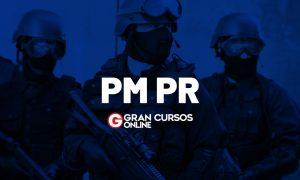 Concurso PM PR Cadete: veja a relação provisória de inscritos!