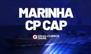 Concurso Marinha CP CAP: inscrições terminam neste domingo (26)