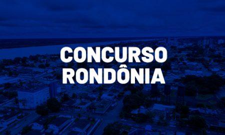 Concursos públicos Rondônia