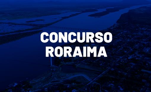 Concursos Roraima