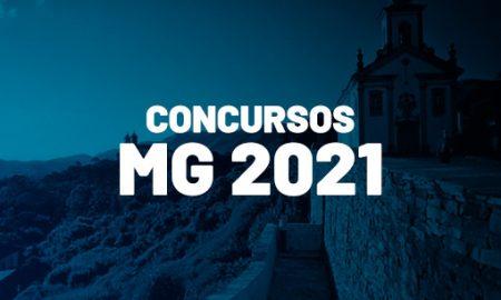 Concursos MG 2021