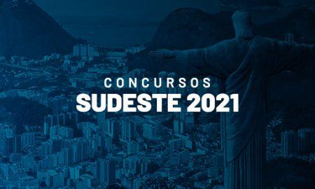Concursos Sudeste 2021