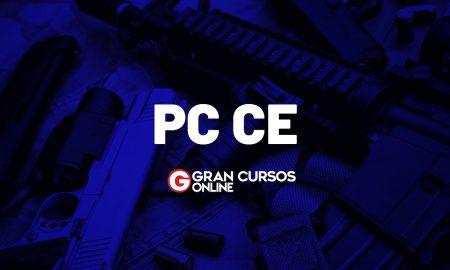 Edital Polícia Civil CE