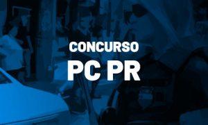 Concurso PC PR: edital RETIFICADO! Clique aqui e saiba mais!