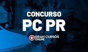 Concurso PC PR: URGENTE! Provas suspensas. Veja!