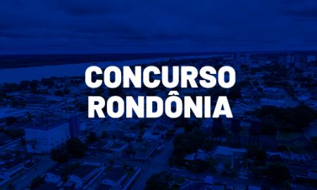 Concursos RO 2021