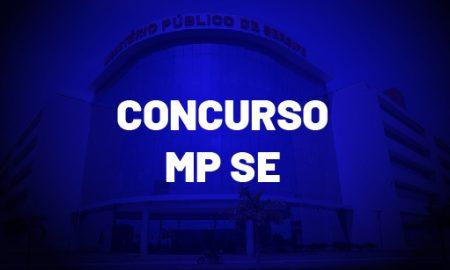 Concurso MP SE