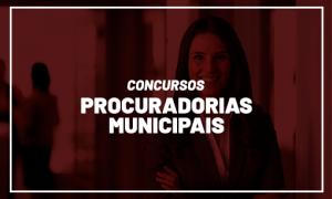 Concursos PGM Procurador Municipal 2021: veja as previsões!