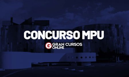 CONCURSO MPU polícia