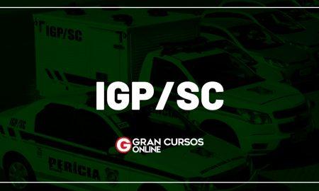Concurso IGP SC