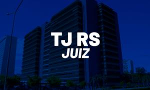Concurso TJ RS Juiz: aplicação de prova continua suspensa. VEJA