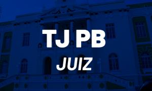 Concurso TJPB Juiz: prazo de validade suspenso. CONFIRA
