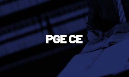 Concurso PGE CE