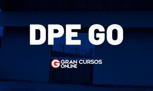 Concurso DPE GO: gabarito preliminar publicado. CONFIRA