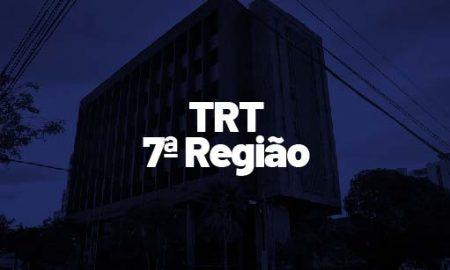 Concurso TRT 7ª REGIÃO