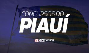 Concursos Piauí 2021: ATUALIZADO! Confira as oportunidades!