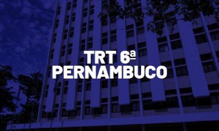 Concurso TRT PE