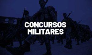 Concursos Militares 2021: confira aqui as oportunidades!