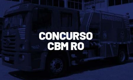 Concurso CBM RO