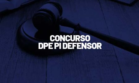 CONCURSO DPE PI DEFENSOR