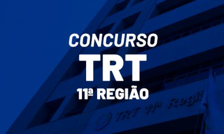 Concurso TRT 11