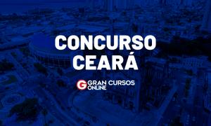 Concursos CE: Certames da PM CE, PC CE e Pefoce ATÉ MARÇO!