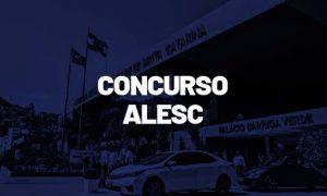 Concurso ALESC: AUTORIZADO! 29 vagas para analista
