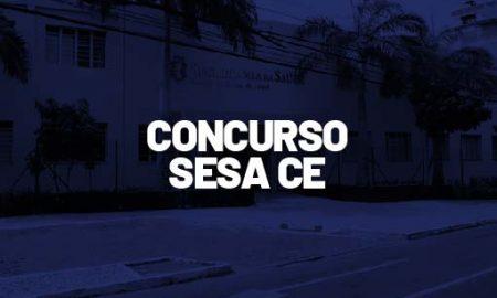 Concurso SESA CE