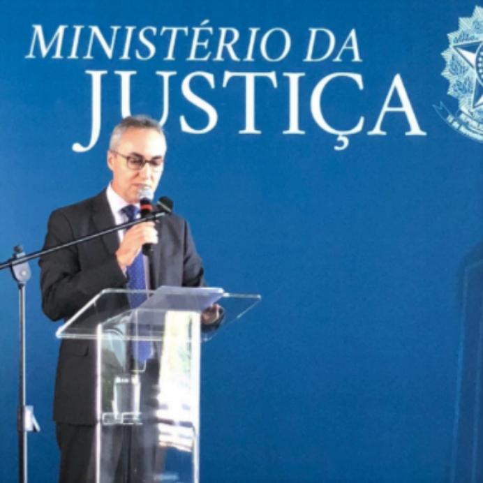 luiz pontel - atuacao no ministerio da justiça e seguranca publica