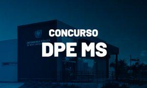Edital DPE MS Defensor: SAIU! Inicial de R$ 28,8 mil; VEJA!