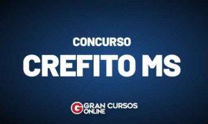 Edital CREFITO 13 (MS) publicado! Inicial acima de R$ 2 mil!